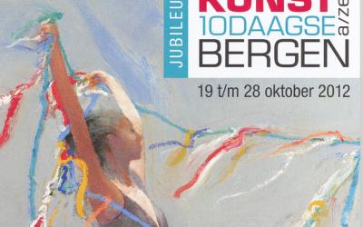 Kunst 10 daagse 2012 Bergen